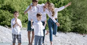 Familienshooting im Stoissengraben
