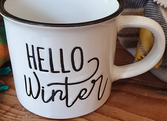 Hello Winter Mug 250ml