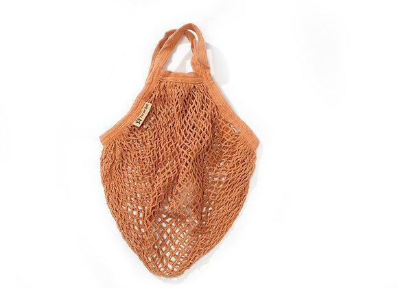 Botanics Range - Pecan - Short Handled String Bag