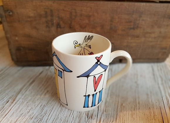 Gallery Thea Beach Hut Mug