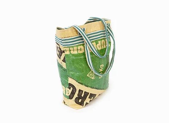Cement Bag - Green