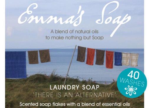 Emma's Laundry Soap