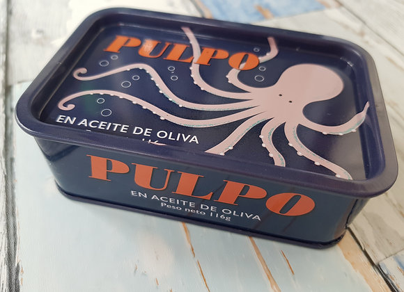 Octopus Tin