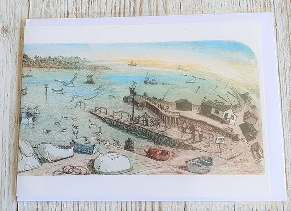 Glynn Thomas Greeting Card