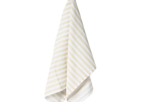 Stripes - Set Of 2 Kitchen Towels - Vanilla