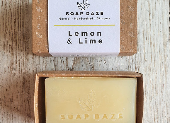 Soap Daze - Lemon & Lime Soap