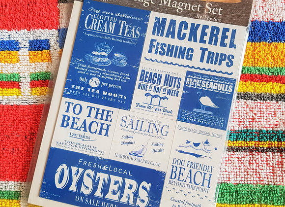 By The Sea Magnet Set - CLEARANCE
