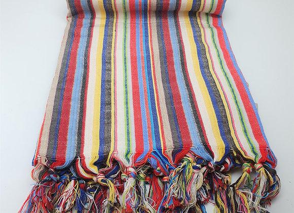 Rainbow Hammam Towel