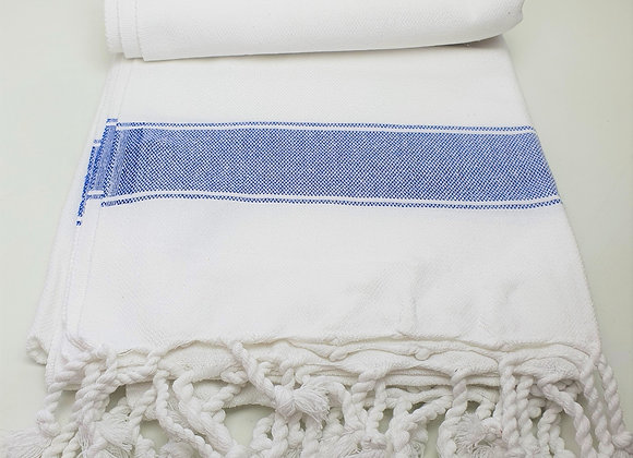 Provence Hammam Towel - Blue