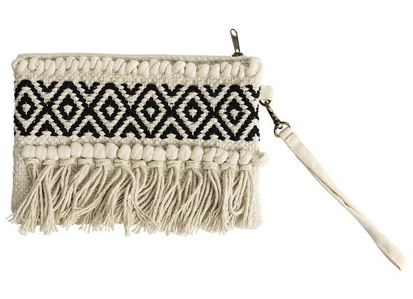 Macrame Pouch Bag