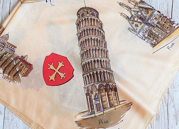 'Firenze' Destinationi Scarf