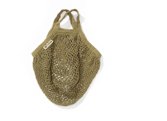 Botanics Range - Sage - Short Handled String Bag
