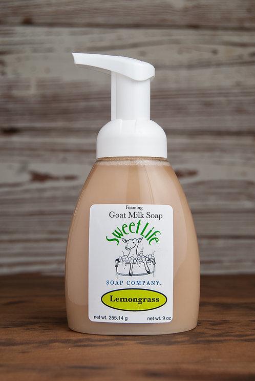 Lemongrass Foaming Liquid Soap