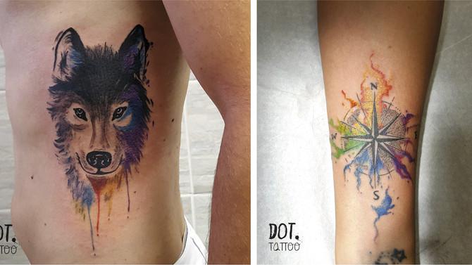 Tatuagens e as tendências para 2018