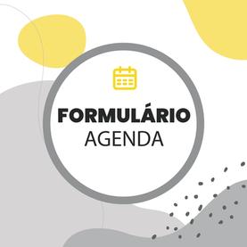 Formulário - Agenda