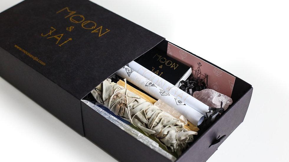 Love Ritual Kit with Rose Quartz