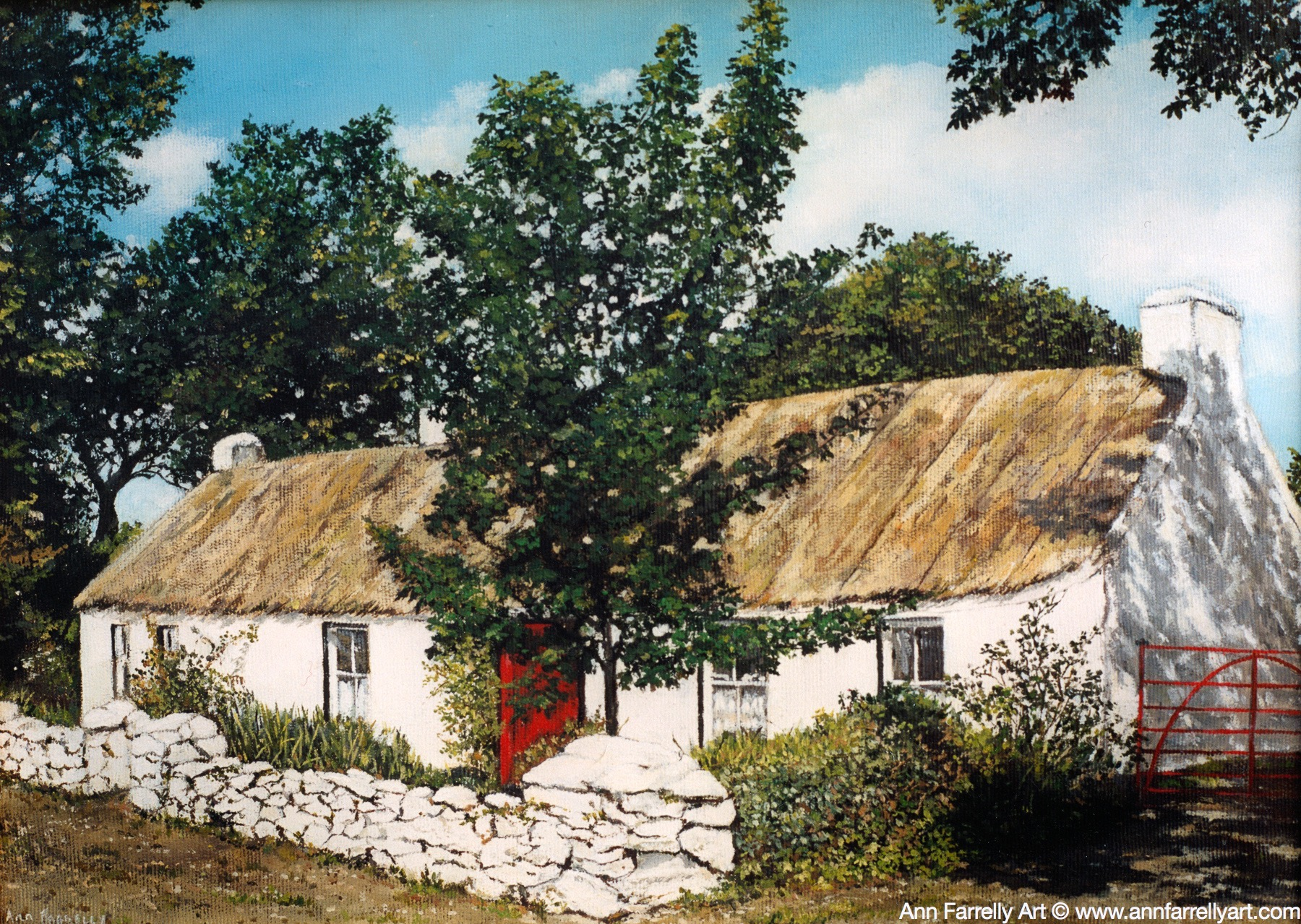 (AF-28) Rose Cottage Louth (SOLD)