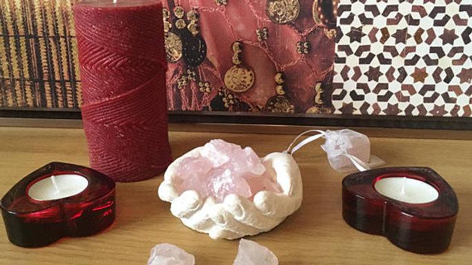 Crystals, Rose Quartz, natural healing, love,