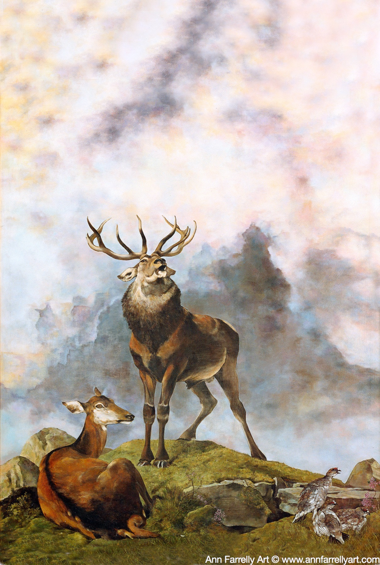 (AF-45) The Rut (SOLD)