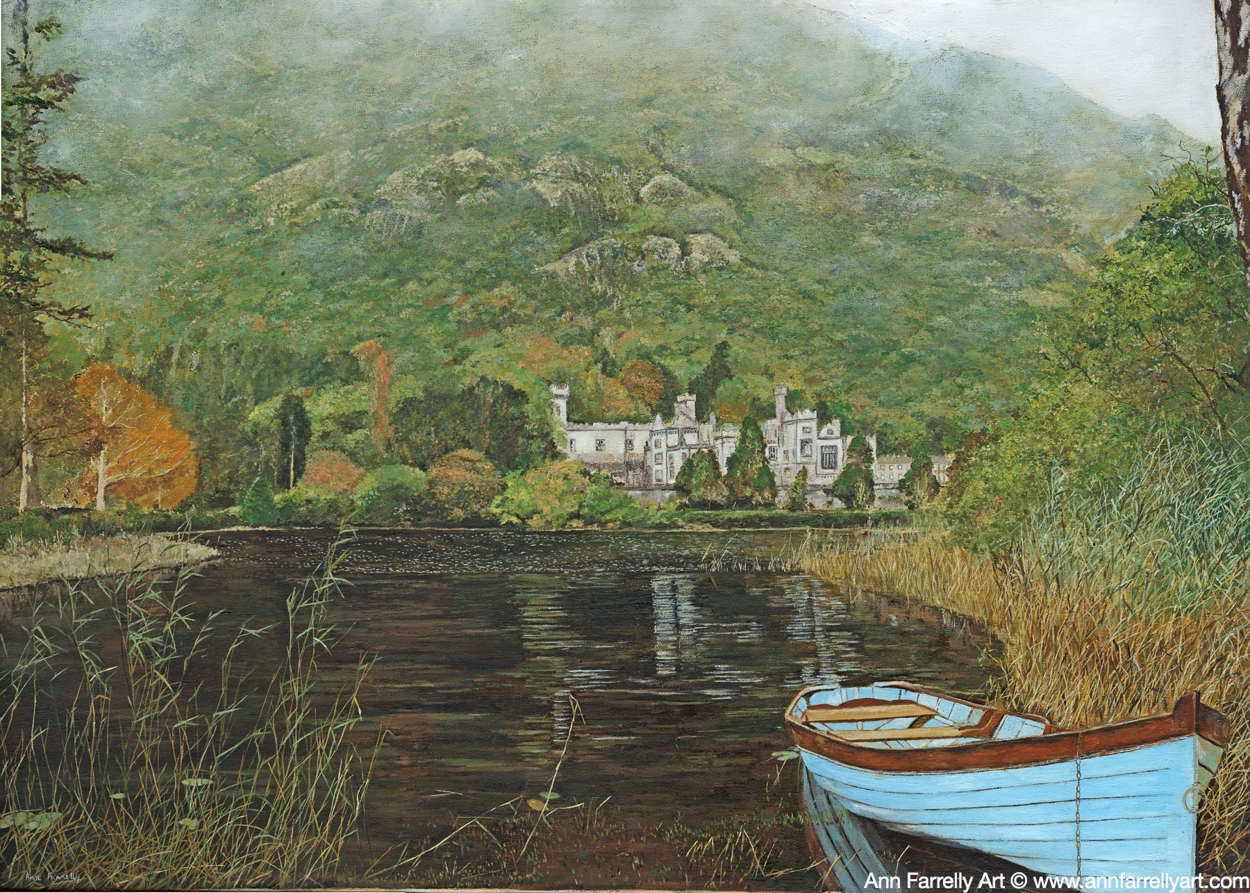 (AF-37) The Mooring (SOLD)