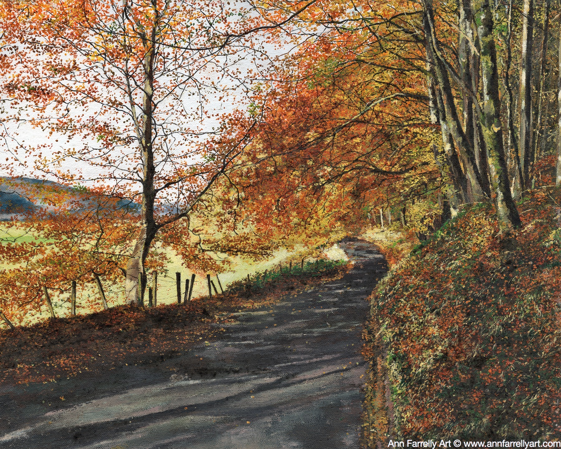 (AF-24) Autumn Shades