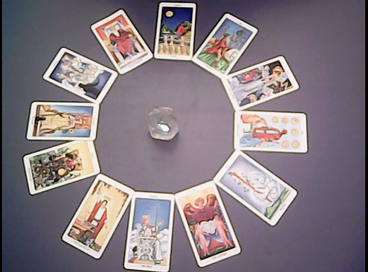 12 Month Tarot Reading