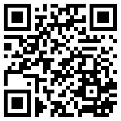 Der offizielle QR Code