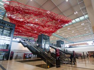 BER Flughafen erster Rundgang