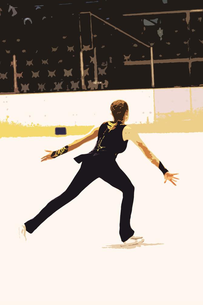 Eiskunstlauf Fotografie