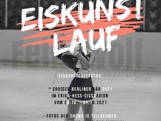 Eiskunstlauf Fotograf buchen