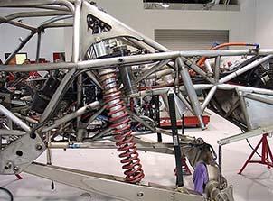 Fabrrico de Prototipos 4x4