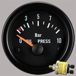 Manómetros de Pressão de Óleo