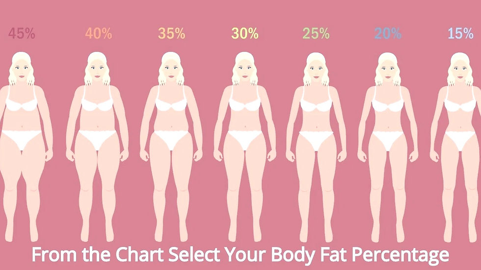 45-55kg Health & Body (Weekly) Female