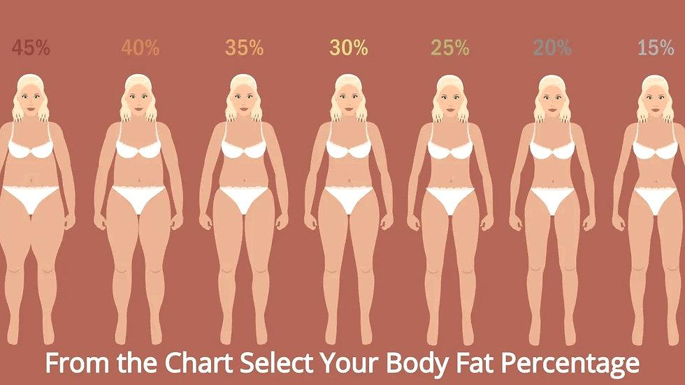 55-65kg Health & Body (Weekly) Female