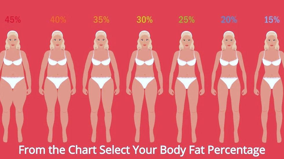 75-85kg Health & Body (Weekly) Female