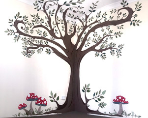 TREE MURAL