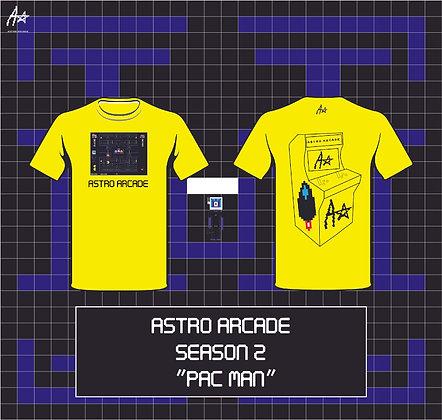 """Astro Arcade S2 """"PACMAN"""""""