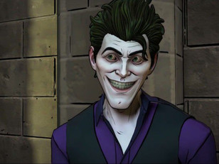 Telltale's Batman The Enemy Within: The Same Stitch trailer(s).