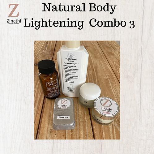 Natural Body Lightening - C3