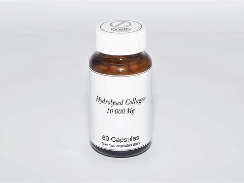 Zinathi Collagen Capsules