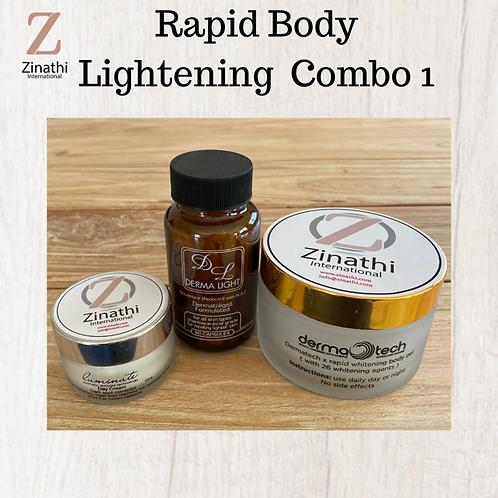 Rapid Body Lightening - C1