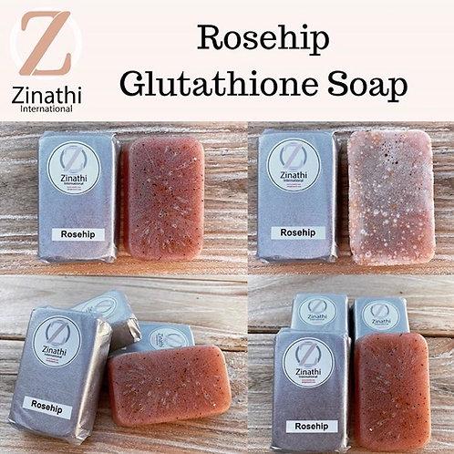 Glutathione Soap - ROSEHIP