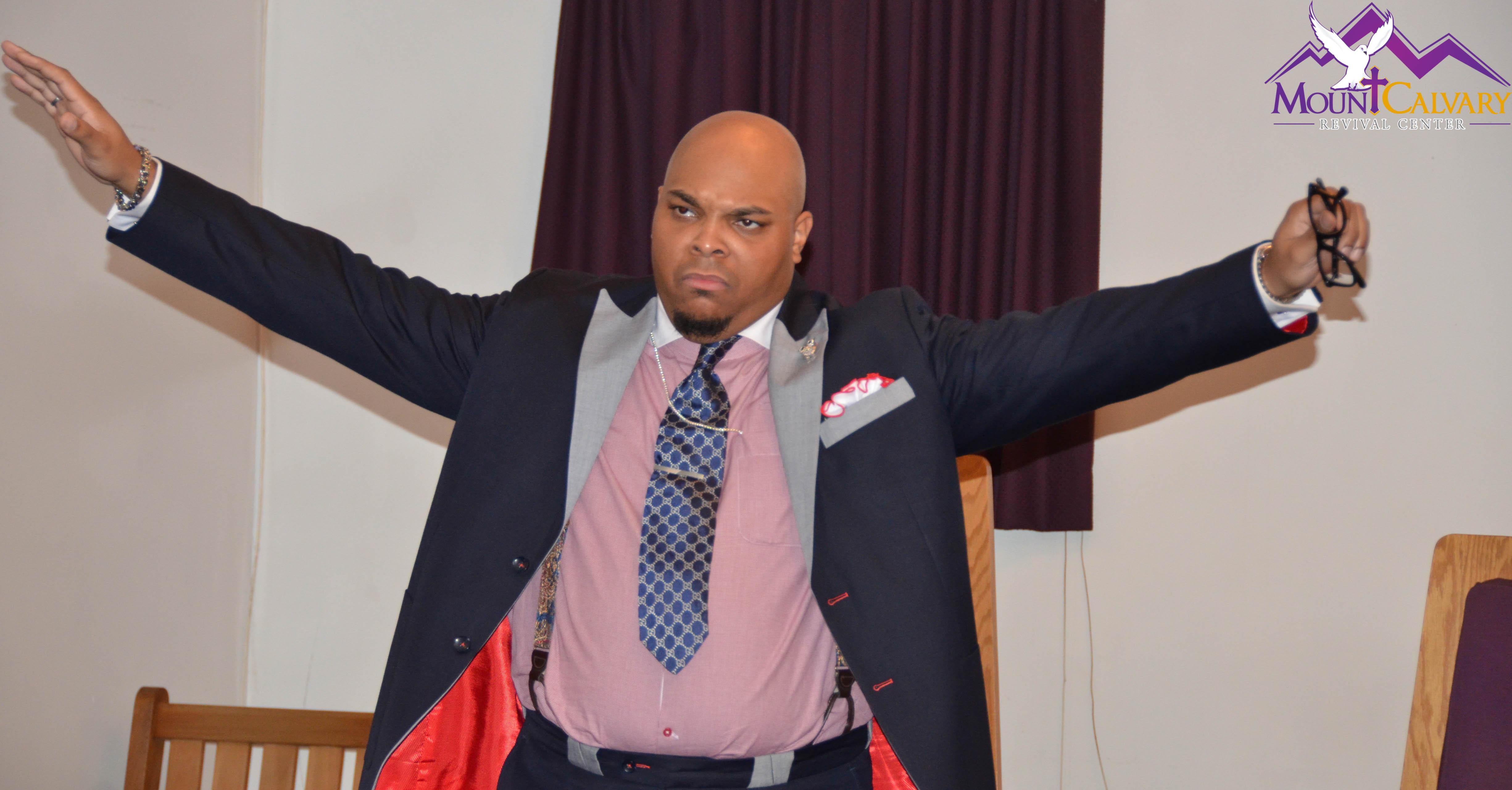 Overseer Daniel Bland