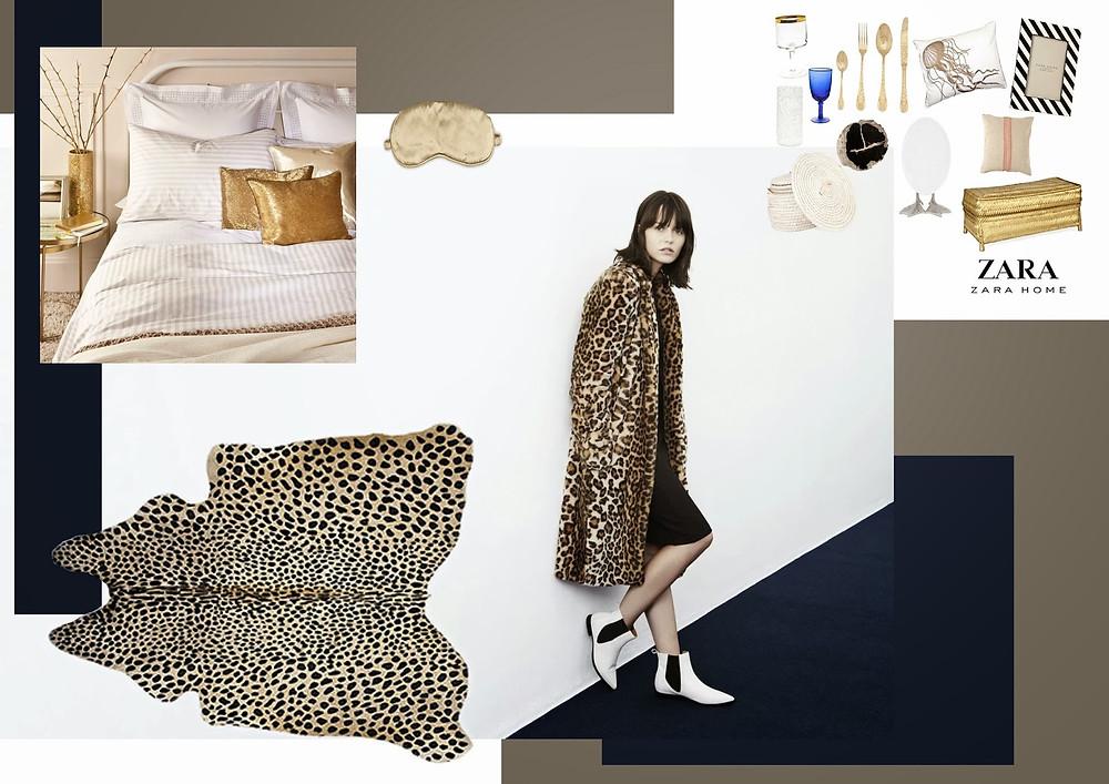 Zara Home. Мебель.