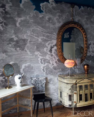 Дом Барбары Форназетти, дочери дизайнера