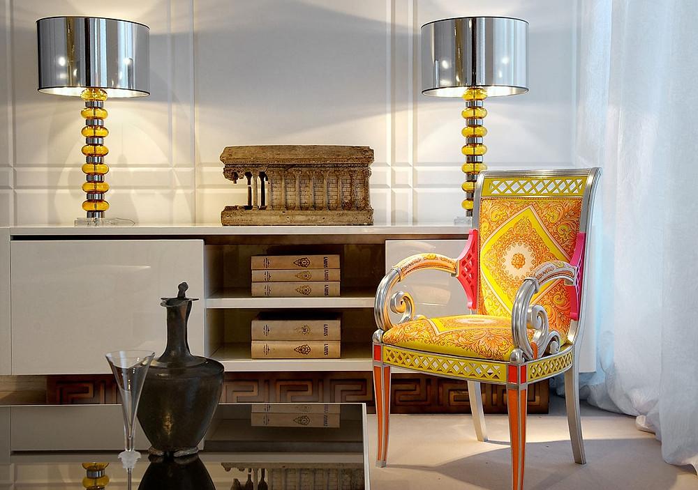 Versace Home. Мебель.