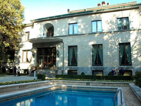 Villa Necchi: дом-музей в Милане