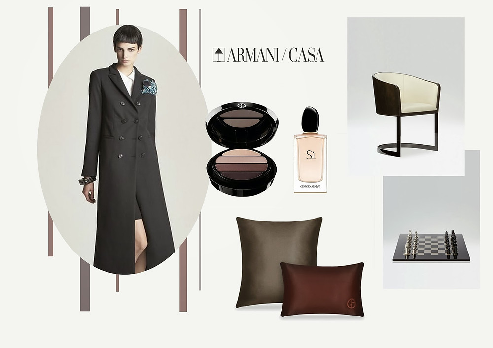 Armani/Casa. Мебель.