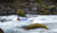Chile kayaking   Rapid Skills