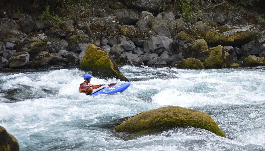 Chile kayaking | Rapid Skills